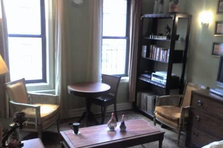 Studio Apt in New York, Harlem