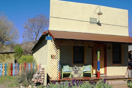 Lovely Private Room , Historic Home - Cottonwood - House