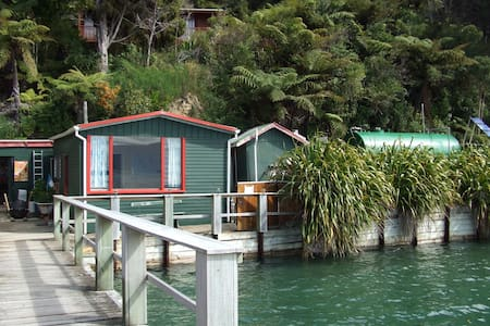 Shag Shack, holiday house - Havelock