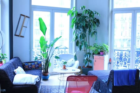 Barrière flat 110m2 - Wohnung