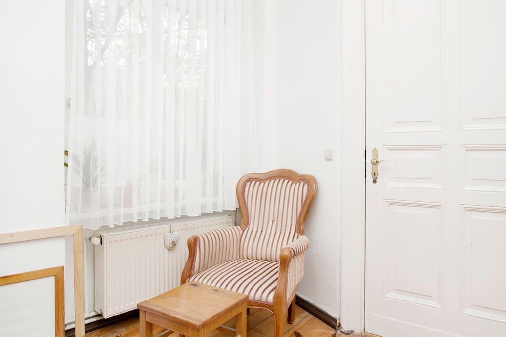 Ruhige 3-Zimmer-Wohnung
