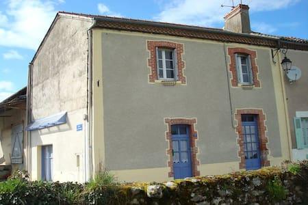 Cottage Tranquille  - Dompierre-les-Églises - Haus