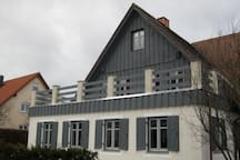 Oberhome(DE)  a home away from home
