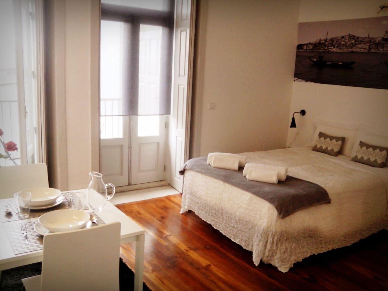 Porto city centre apartment H