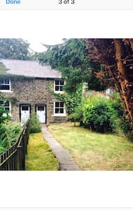 The perfect cottage location - Ramsbottom - Huis