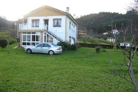 Casa Asturias-Concejo Cudillero - San Martín de Luiña - Apartment