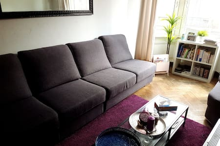 New flat in Brussels ! - Apartment