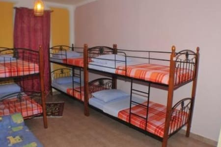 Hostel Alma ROOM 6 - Bed D - Asrama