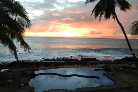 Makaha Sunsets - Mauka - Waianae