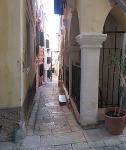 Flat in the heart of Corfu Old Town - Corfu - Apartment