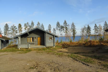 Lomakeskus Saimaanranta Cottages - Taipalsaari - Stuga
