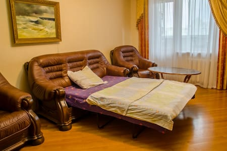 Private room, near metro station - Byt