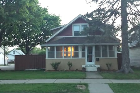 Cozy Vintage Home in Twin Cities - South Saint Paul - Casa