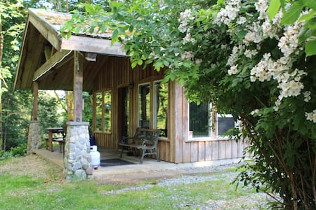 Riverside Cottage at Arrowvale - Port Alberni