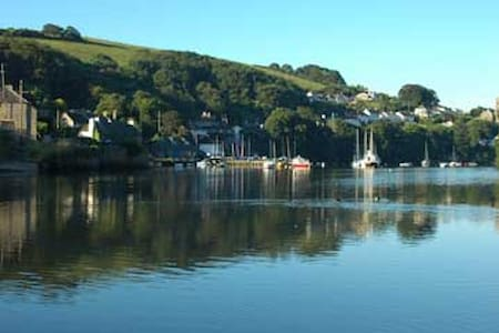 Light, bright, Devon house with stunning views. - Noss Mayo