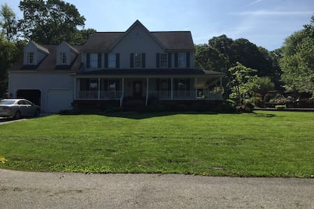 Large Home with Pool & 7 bedrooms - Severn - Apartment