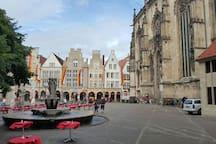 Münsters  Deluxe Appartement