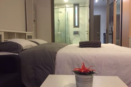 Comfort Room at Central Bkk - Apartment