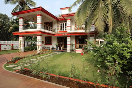 Villa with pvt Swimming pool, Colva - Villa