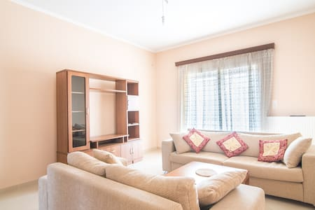 Cozy Flat near in Ancient Olympia - Apartamento