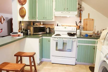 Cozy apartment in downtown Middlebury - Middlebury - Wohnung