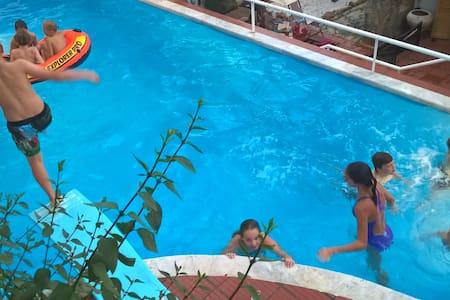 Private Mountain Villa & Pool (Price Negotiable) - Dionisos