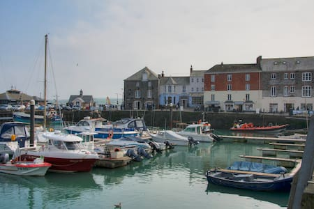 Harbourside at South Quay, Padstow - Padstow - Huoneisto