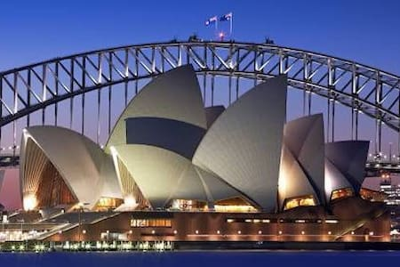 See EVERYTHING. Explore Sydney!