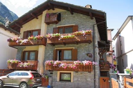 Appartamento Nocciola - Terme di Pré Saint Didier - Pre' Saint Didier - Apartment
