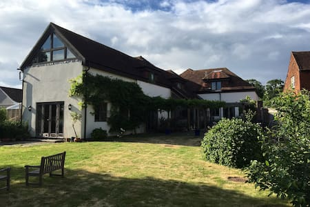 Quiet Rural Home - double ensuite  - Chichester - Hus