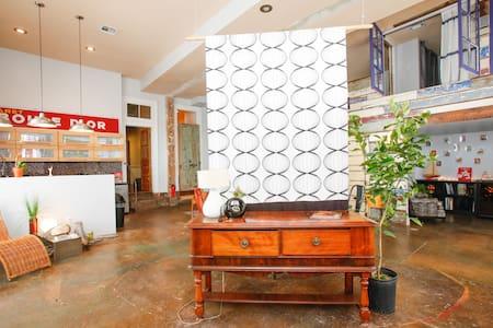 Irish Channel Loft Style apartment!
