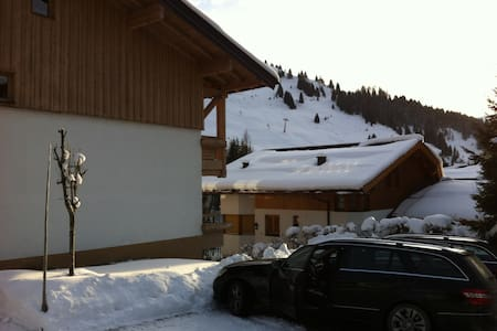 Apartment Urslaurauschen, top ski - Casa