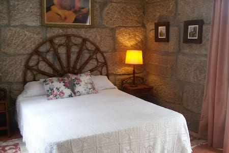 Little cottage next to the forest and near beaches - Gondomar