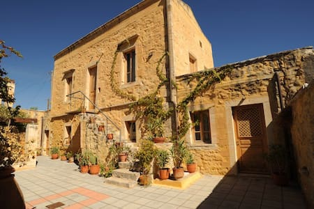 Cretan traditional villa - Chania - Villa