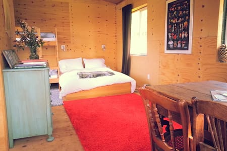 Private Wine Country Farm Bunkhouse - Cabane