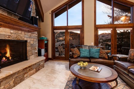 This fabulous townhome is located in the Little Belle area of Deer Valley. - Park City - House