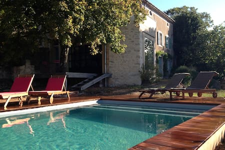 Near Minerve, with swimming pool - Ev