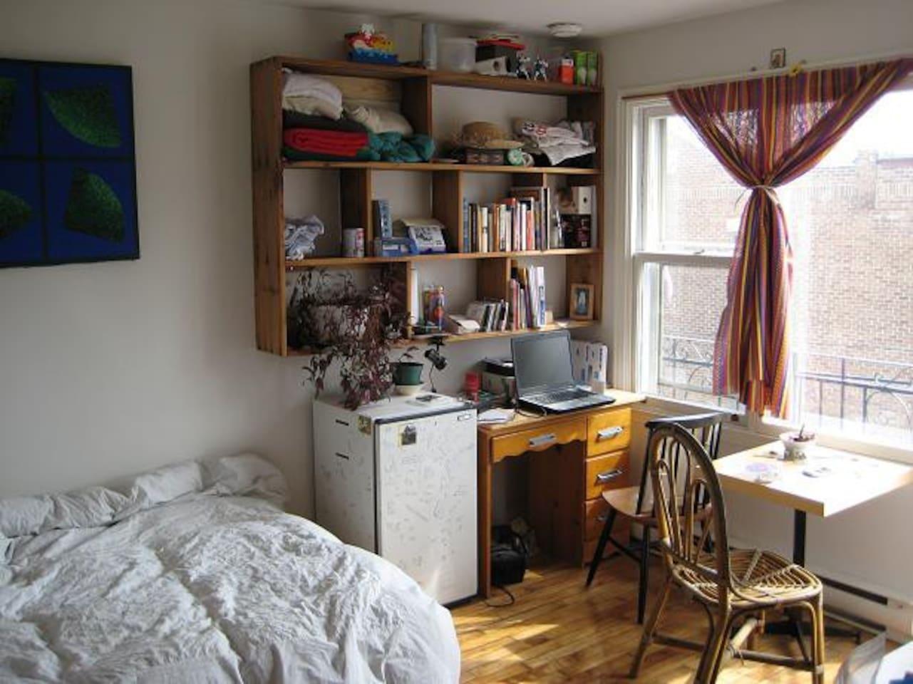The Super Location Studio Apartment