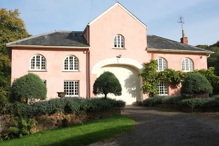 Room in charming 1799 coach house. - Wiveliscombe, Taunton - Pousada