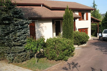 Peaceful house close to Vienne - Talo