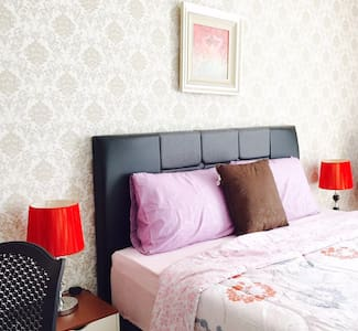 Cozy Apartment at U Residence Supermall Karawaci - Daire