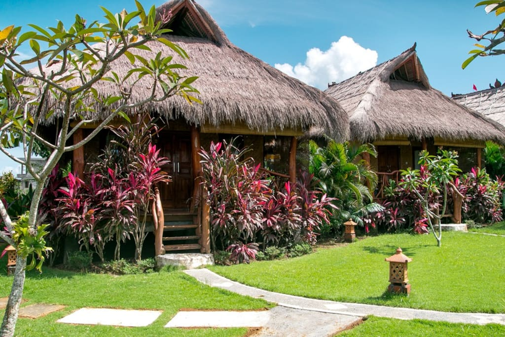 QUIET BUNGALOW at Balangan beach A