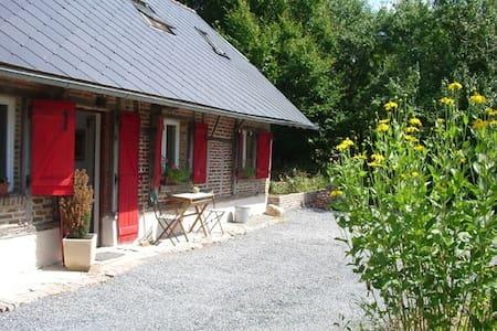 Authentiek Frans boerderijtje - Haus
