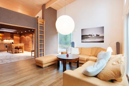 Amazing beach villa in Lohusalu - Haus
