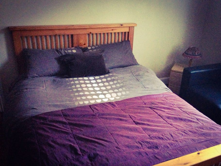 Double room for 1 or 2 people.