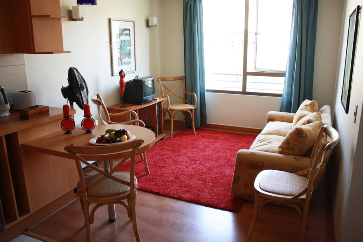 2 Bedrooms apartment in Down Town