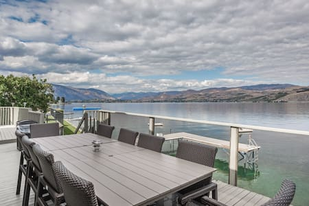 Crystal View at Lake Chelan - Chelan - House