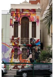 antique artsy house - downtown sp