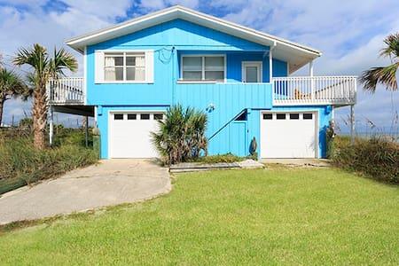 Blue Parrot - House