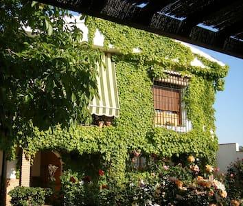 Sosiego a diez minutos de Granada - Apartamento
